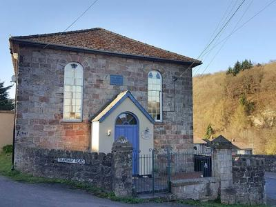 Rainforest Chapel, Cinderford