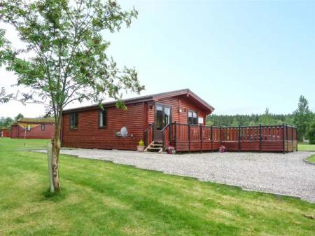 Wildcat Lodge, Newtonmore