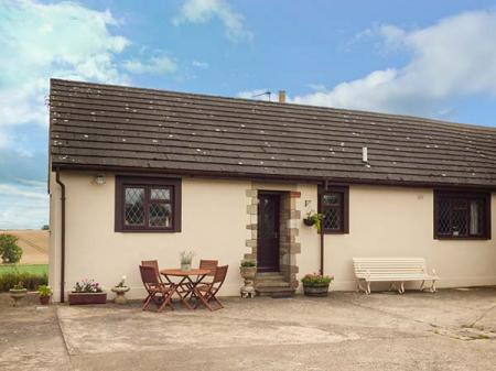Courtyard Cottage, Duns