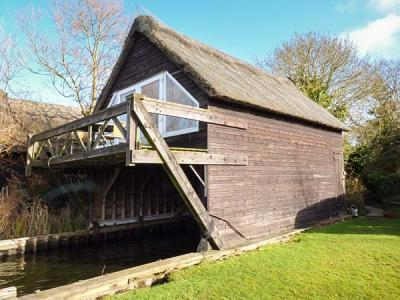 Cygnus Boathouse, South Walsham