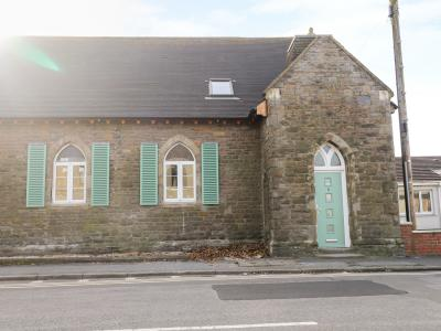 No 1 Church Cottages, Llanelli
