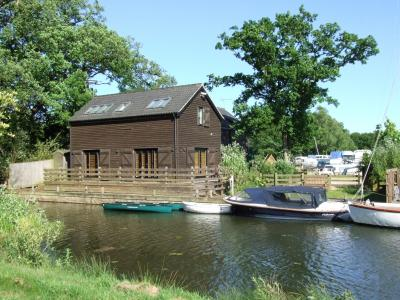 The Boathouse, Wayford