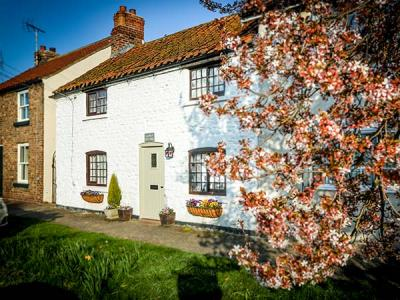 Clara's Cottage, West Lutton, Yorkshire