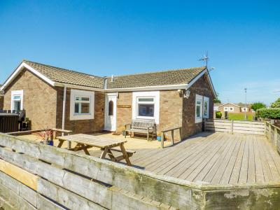 Sunrise Cottage, Beadnell, Northumberland
