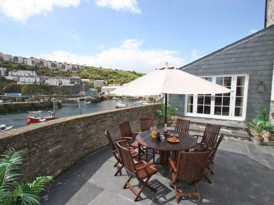 Glanville House, Mevagissey, Cornwall
