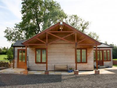 Little Owl Lodge, Butterknowle, County Durham