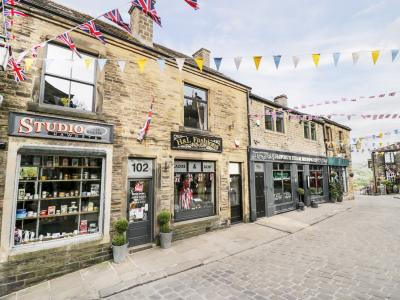 The Flat, Haworth, Yorkshire