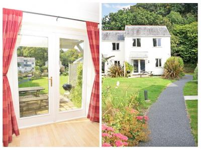Tamarisk Cottage, Falmouth, Cornwall