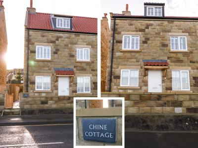 Chine Cottage, Sandsend, Yorkshire