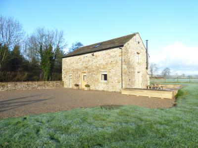 Cow Hill Laith Barn, Sawley