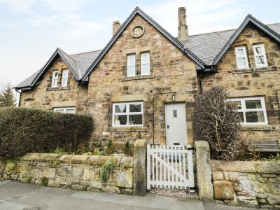 Rose Cottage, Alnmouth