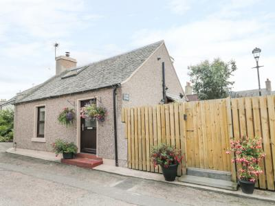 Cuddle Cottage, Nairn