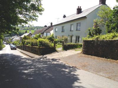 Townend, South Zeal, Devon