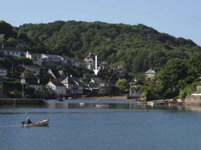 Tidal Waters, Noss Mayo, Devon