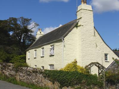Tregonhawke Farmhouse, Millbrook