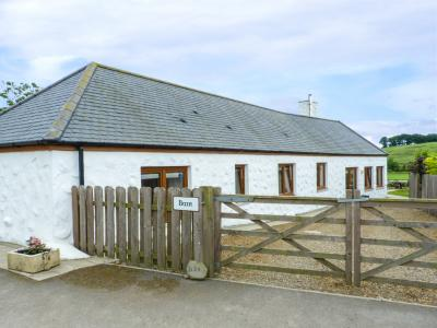 Drumfad Barn, Port William