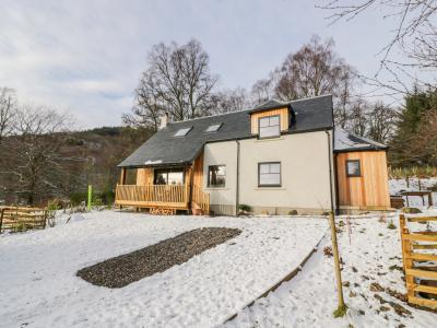 Fois House, Callander, Central Scotland
