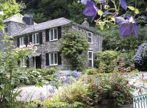 Miller's House, Tintagel, Cornwall