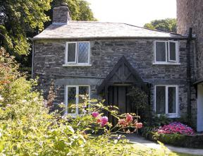 Mill Cottage, Tintagel, Cornwall