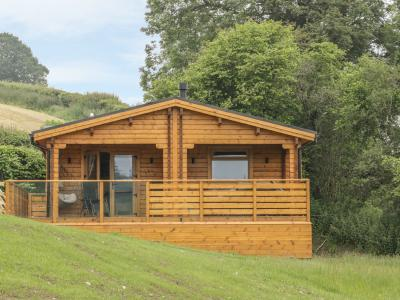 Manor Farm Lodges - Red Kite Lodge, Newtown