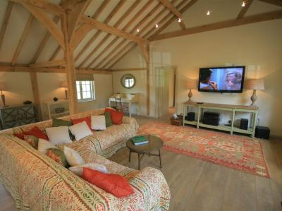 West Barn, Tackley, Oxfordshire