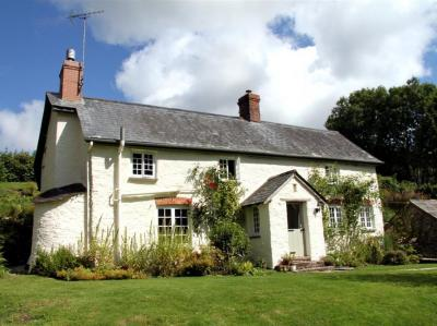 Lower Goosemoor Cottage, Wheddon Cross