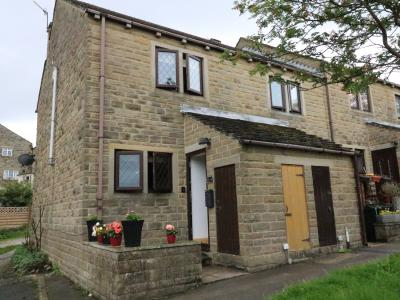 Changegate Cottage, Haworth, Yorkshire