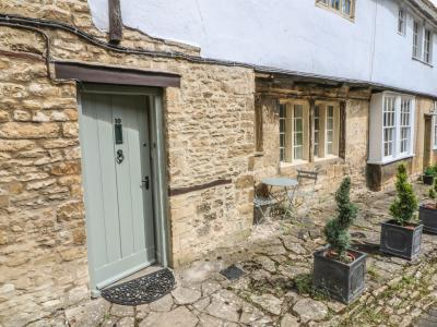 10 George Yard, Burford