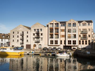 Harbourside Penthouse, Weymouth, Dorset