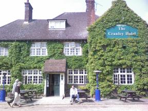 The Cranley Hotel Cranleigh