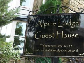 Alpine Lodge Guest House Buxton