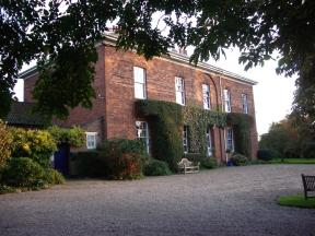 Glebe House, Muston