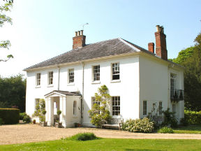 The Old Rectory Westbury