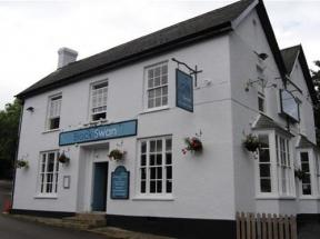 The Black Swan, Helston, Cornwall