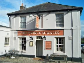 The Prince of Wales, Marlow, Buckinghamshire