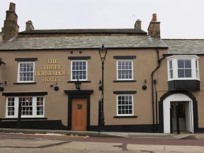 The Three Horseshoes Hotel Barnard Castle
