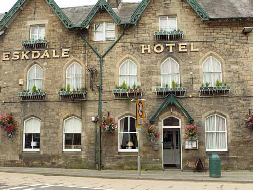 The Eskdale Hotel, Langholm