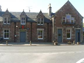 Station Hotel, Avoch, Highlands and Islands