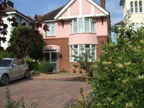 The Pink House, Weymouth, Dorset