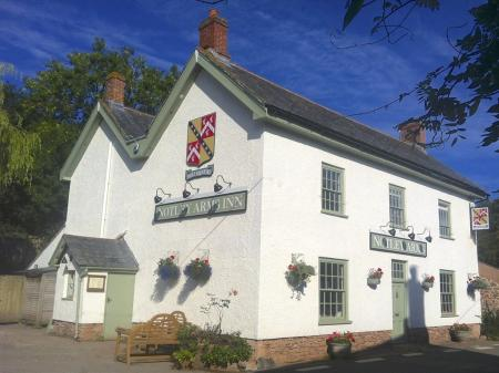 The Notley Arms Inn, Monksilver, Somerset