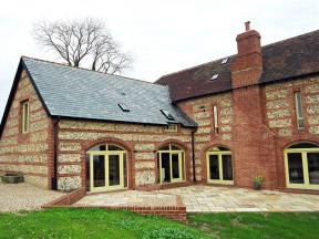 Lodge Farmhouse Bed & Breakfast, Salisbury, Wiltshire