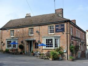 The Barleycorn Inn, Collingbourne Kingston, Wiltshire