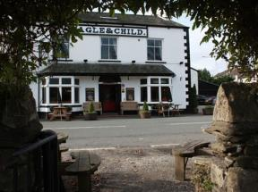 The Eagle And Child Inn, Staveley