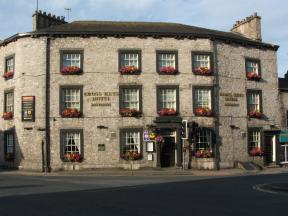 The Cross Keys Hotel, Milnthorpe, Cumbria