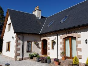 Thistle Dhu Bed & Breakfast, Glenlivet, Grampian