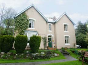 The Old Vicarage, Llangurig, Powys