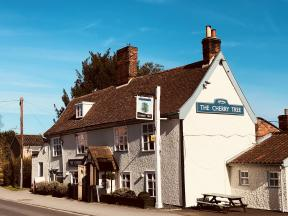 Cherry Tree Pub, Woodbridge, Suffolk