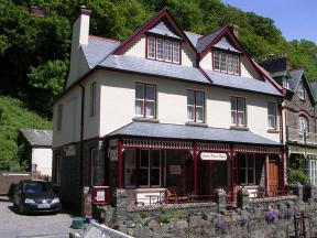 Lorna Doone House Lynmouth