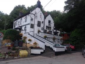 The Bird In Hand Inn, Ironbridge, Shropshire