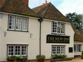 The New Inn, Reading, Berkshire